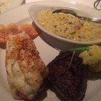 Photo taken at Steve Fields Steak and Lobster by Estelle on 6/8/2016