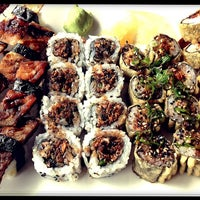 Foto tirada no(a) Nasai Japanese Food por Waldemar C. em 1/23/2013