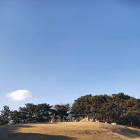 Photo taken at 동구릉 by nu1t on 2/27/2017