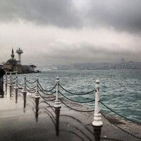 Das Foto wurde bei Üsküdar Sahili von Selçuk U. am 1/29/2013 aufgenommen