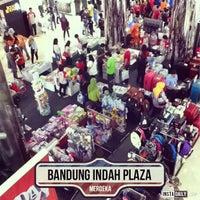 Photo taken at Bandung Indah Plaza (BIP) by Rio F. on 7/14/2013