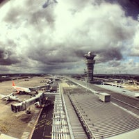 Photo taken at Paris-Orly Airport (ORY) by Sebastian K. on 3/19/2013