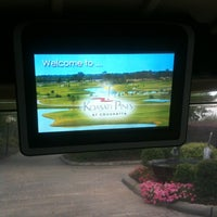 Photo taken at Koasati Pines At Coushatta by Amed G. on 4/29/2013