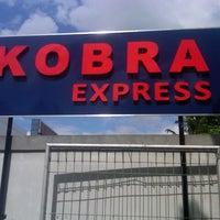 Photo taken at Kobra Express by Fandy R. on 7/27/2013