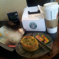 Photo taken at Starbucks by Atri A. on 9/25/2012