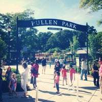 Photo taken at Pullen Park by Joshua M. on 5/25/2013