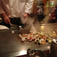 Photo taken at Tokyo Japanese Steak house by Mike S. on 3/3/2013