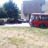Photo taken at Михневская улица by Nadezda B. on 8/5/2014