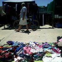 Photo taken at Feria Libre Departamental by gabriel j. on 11/11/2012