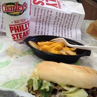 Photo taken at Charley's Grilled Subs by Shaun E. on 10/26/2013