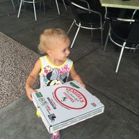 Photo taken at Venezia's Pizzeria by Kristy W. on 7/6/2015