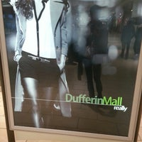 Photo taken at Dufferin Mall by Emil M. on 2/19/2013