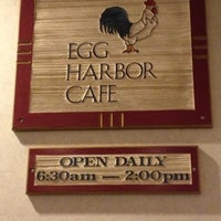 Photo taken at Egg Harbor Cafe by Mike H. on 10/13/2012