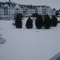 Photo taken at The Osthoff Resort by Cathy P. on 2/13/2013