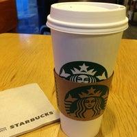 Photo taken at Starbucks by Benjamin on 5/17/2013