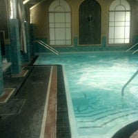 Photo taken at Reliquary Spa by Zach T. on 2/10/2013