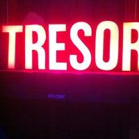 Photo prise au Tresor par Sim B. le6/21/2013