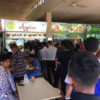 Photo taken at Aspirasi Food Stall by Cheen T. on 7/4/2017