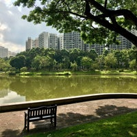 Photo taken at Punggol Park by Cheen T. on 5/1/2017