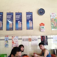 Photo taken at Poh Ho Restaurant 寶和餐室 by Cheen T. on 8/24/2013
