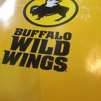 Photo taken at Buffalo Wild Wings by Jackie S. on 3/12/2013