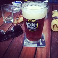 Photo taken at Sierra Madre Brewing Co. Pub by Fer I. on 10/1/2012