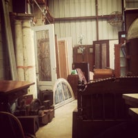 Photo taken at Adkins Architectural Antiques by Anna D. on 9/15/2012
