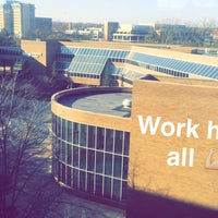 Photo taken at UM-Flint Murchie Science Building (MSB) by Shifaa A. on 11/11/2015