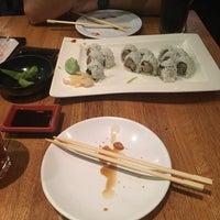 Photo taken at Kiku Sushi by Efsun E. on 2/13/2017