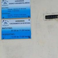 Photo taken at Escola São José by Marcelo B. on 8/14/2017