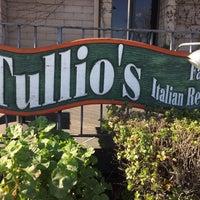 Photo taken at Tullio's Italian Restaurant by Kevin W. on 1/20/2015