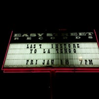 Photo taken at Easy Street Records by Uptown S. on 1/19/2013