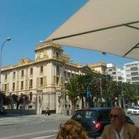 Photo taken at Restaurante nou palas by Luis D. on 5/5/2013