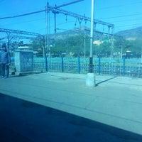 Photo taken at Igatpuri Railway Station by Mohammad Ali S. on 12/9/2013