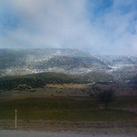 Photo taken at Aydoğmuş Kasabası by Burak on 12/21/2012