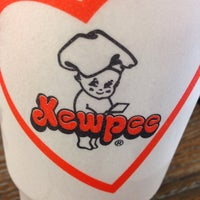 Photo taken at Kewpee Hamburgers by Andy D. on 12/12/2015