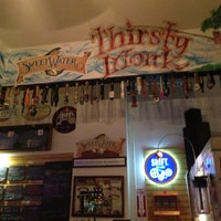 Photo taken at Thirsty Monk Pub & Brewery by Andy D. on 4/15/2013