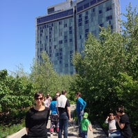 Photo taken at The Standard, High Line by Deivid S. on 5/27/2013