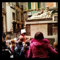 Photo taken at Il Corpo di Napoli by Eugenio M. on 12/17/2012