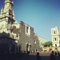 Foto scattata a Piazza del Gesù Nuovo da Eugenio M. il 10/18/2012