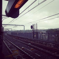 Photo taken at Metro Frullone - San Rocco (L1) by Eugenio M. on 5/31/2013