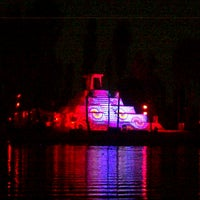 Photo taken at La Llorona En Xochimilco by Tam A. on 10/28/2012