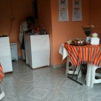 Photo taken at Cochinita Pibil Tunich by Carlos S. on 4/19/2014