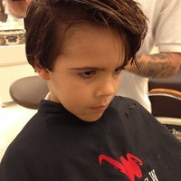 Photo taken at Werner Coiffeur by Marcia D. on 5/15/2014