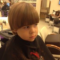 Photo taken at Werner Coiffeur by Marcia D. on 5/14/2014