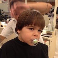 Photo taken at Werner Coiffeur by Marcia D. on 9/14/2013