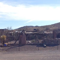 Photo taken at Steins Ghost Town by Barbara H. on 2/13/2016