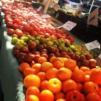 Photo taken at City Hall Greenmarket by Fawziah Q. on 9/6/2013