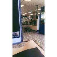 Photo taken at Bronx Laundromat by Fawziah Q. on 2/3/2015