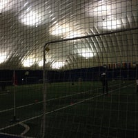 Photo taken at Soccer Centers by Manny R. on 11/29/2014
